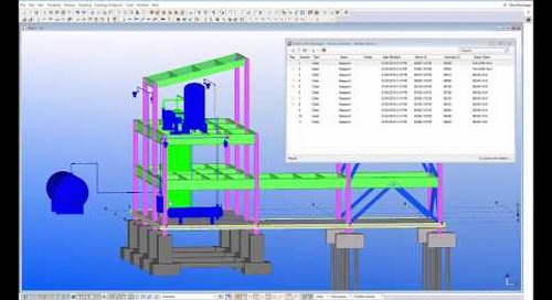 Clash Detection with Tekla Structures