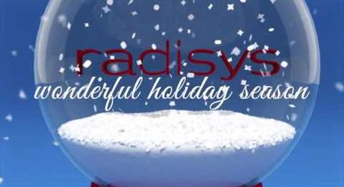 Radisys - Holidays Greetings