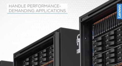 Lenovo V Series Hybrid SAN Storage Solutions