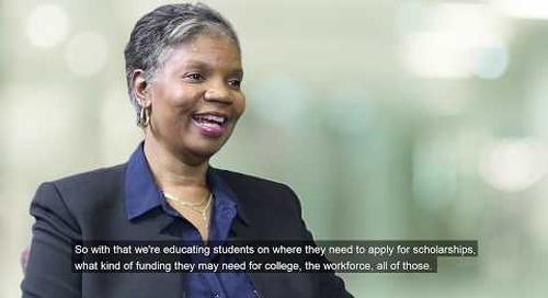 #MyGivingStory- Gloria Johnson- YKK Corporation of America
