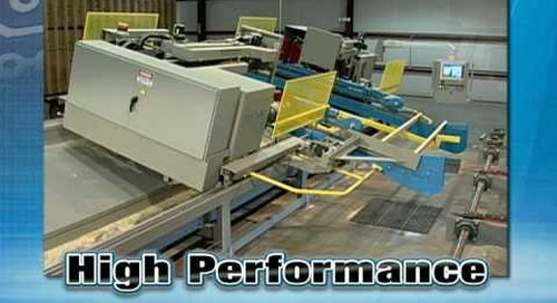 AutoMill HP Servo Controlled Component Saw