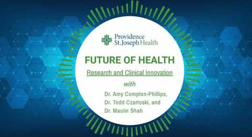 Future of Health, episode 3: Research and Clinical Innovation