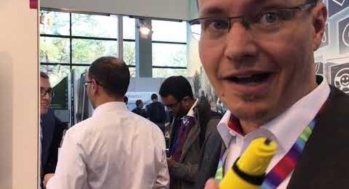 Bosch Air Quality Sensor Demo at #ew19