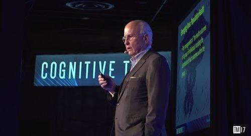 "TM17 - ""AI in Healthcare"" - Dick Foster"