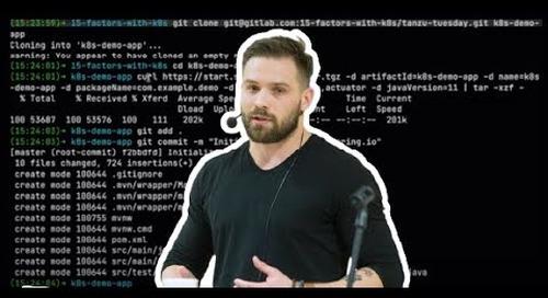 Tanzu.TV/code - Safe Refactoring with Jakub Pilimon