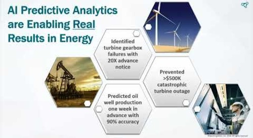 Protecting plant-wide assets, knowledge, and productivity with AI-based Predictive Maintenance