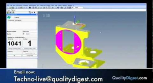 Quality Digest TechnorazziLIVE: ZEISS Computed Tomography and CALYPSO Software