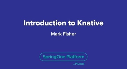Introducing Knative (S1P2018)