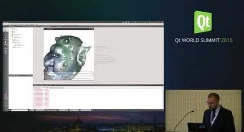 QtWS15- Integrating OpenGL with Qt Quick 2 applications, Giuseppe D'Angelo, KDAB