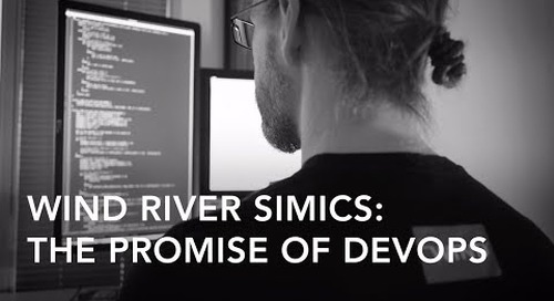 Achieve the Promise of DevOps with Wind River Simics