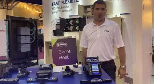 Come see Nick at Cable-Tec and test your splicing skills.