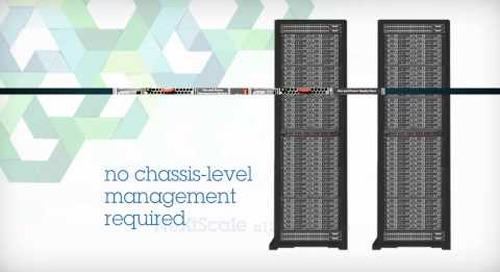 NeXtScale System M5: Superior architecture optimized for scale-out computing.