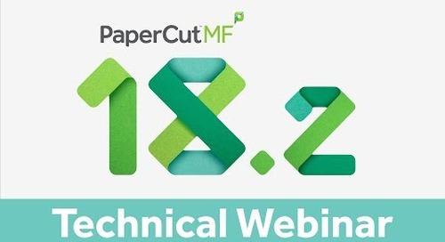 PaperCut 18.2 Job Ticketing & Box Cloud Storage Tutorial