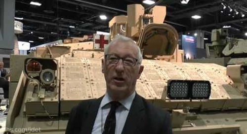 AUSA 2016:  BAE Systems Armoured Multipurpose Vehicle programme (AMVP) for the US Army