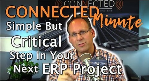 Simple But Critical Step in Your Next ERP Project