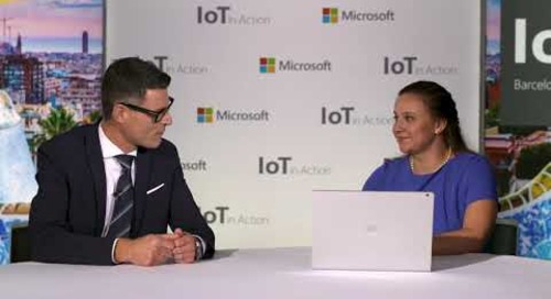 IoT in Action - Microsoft and Genetec discuss Retail Sense: Advanced Consumer Intelligence