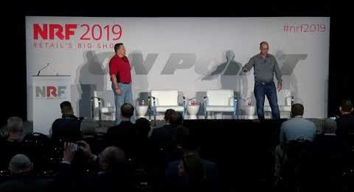 Office Depot presents from NRF 2019!