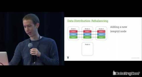 Building a Cloud-Native SQL Database by Alex Robinson | DataEngConf NYC '16