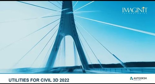 What's New in IMAGINiT Utilities for Civil 3D 2022