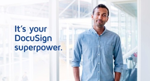 Momentum 2017: Are You A DocuSign Digital Hero?
