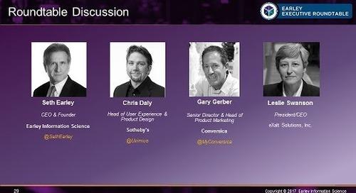 Executive Roundtable: Conversational Commerce & Virtual Sales Assistants