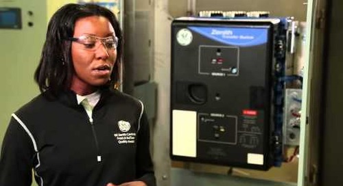 GE Critical Power - Zenith ZT30 ATS Product Overview