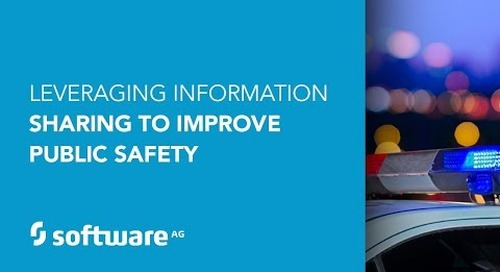Leveraging Information Sharing to Improve Public Safety
