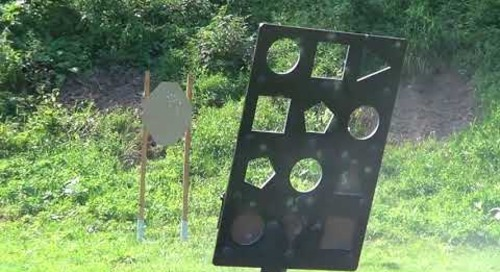 Modular Shooting Target System #2