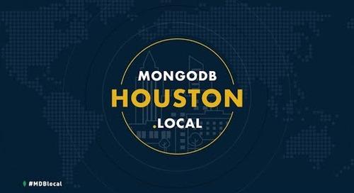 MongoDB.local Houston Keynote