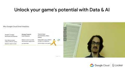 Unlock your game's potential with Data & AI