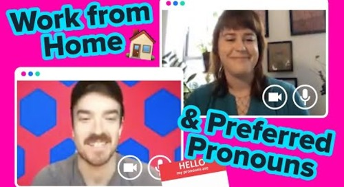 The SaaSOps Show: Work from Home & Preferred Pronouns