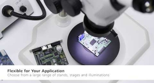 ZEISS Stemi 305 & 508: Your affordable stereo microscopes for life sciences & industry applications