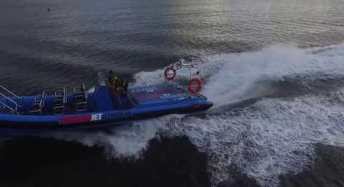 Redbay stormforce 12m London city cruises