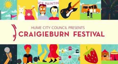Hume City Council presents Craigieburn Festival 2018