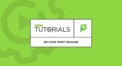 QR Code Print Release for PaperCut   ACDI Tutorials