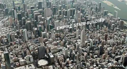 #TiltTheMap: New York City, U.S.