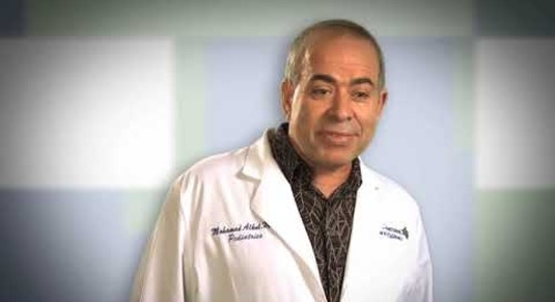Pediatrics featuring Mohamad Alkul, MD