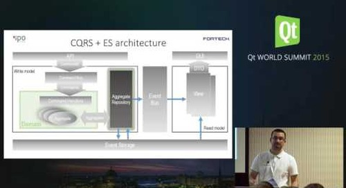 QtWS15- Implementing Modern Design Patterns with Qt, Bogdan Ogrean & Michael Wagner