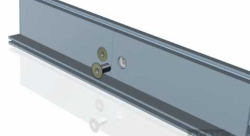 AGAM In-Line Connector with Extrusion FH 452