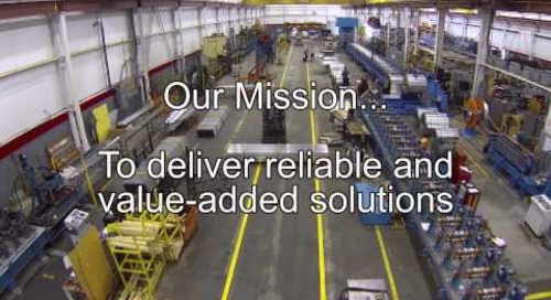 Samco Machinery  - An Aerial View
