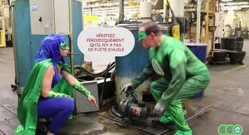 ECC Video Gestion de l'huile usée