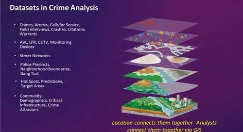The Path to Crime Analysis