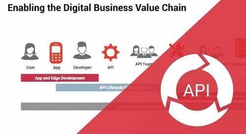Axway AMPLIFY API Management Intro | API Lifecycle Management