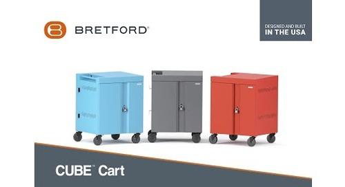 Bretford | CUBE® Charging Cart