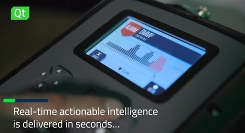 908devices reach markets faster and save resources with Qt.