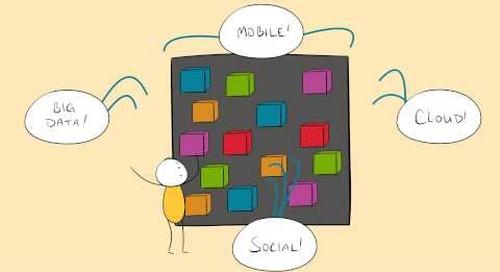 Integration Platform = AGILITY Layer for Digital Enterprise