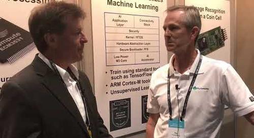 Eta Compute at arm TechCon 2018