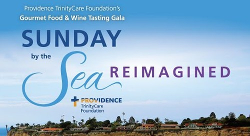 Providence TrinityCare Sunday by the Sea Reimagined