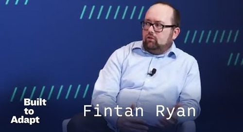 Fintan Ryan, Redmonk | Containers, Outsourcing, and Data Science