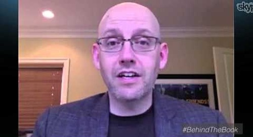 Brad Meltzer Behind the Book-Part 1